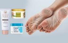 Best Creams for Cracked Heels
