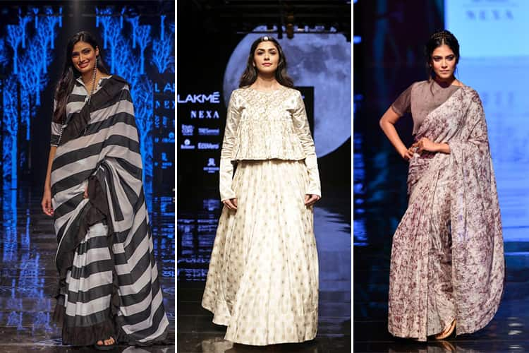 Day 2 Of Lakme India Fashion Week Winter 2019