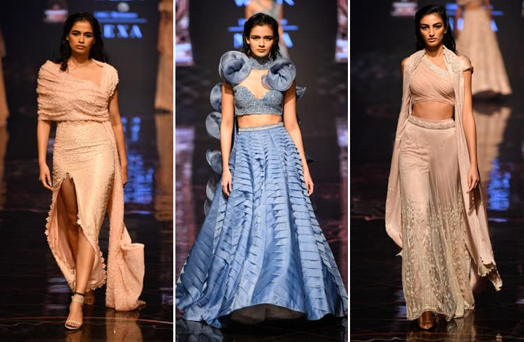 Dishal Patil Collection at LFWWF 2019