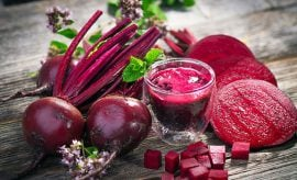 Drinking Beetroot Juice Benefits