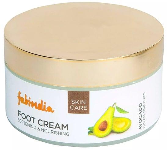Fabindia Avocado Foot Cream