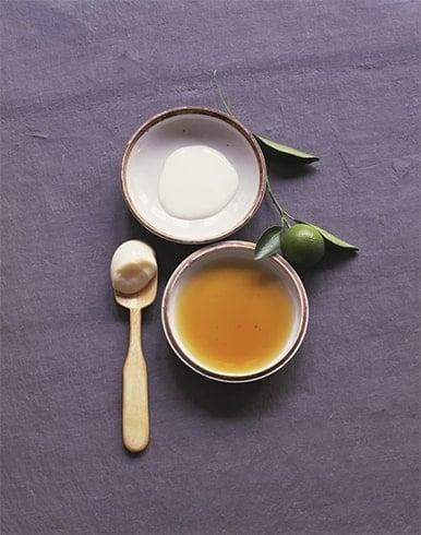 Honey and Milk Mask