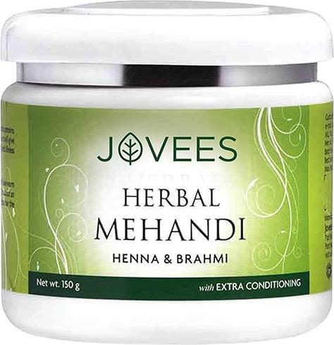 Jovees Henna Brahmi Herbal Mehandi