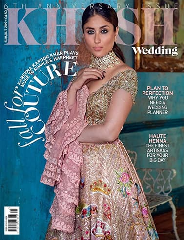 Kareena Kapoor Khan on Khush Wedding August 2019