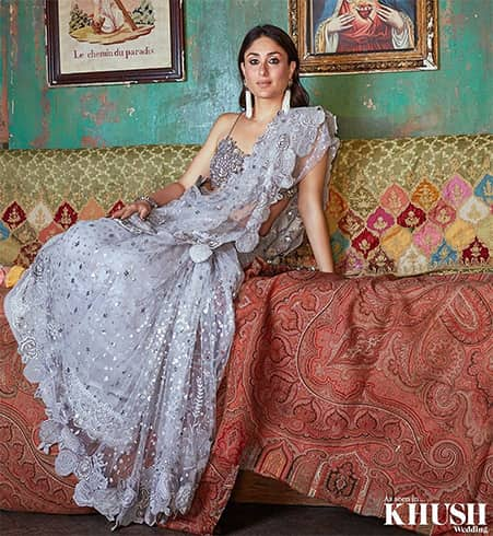 Kareena Khush Wedding Photo Shoot
