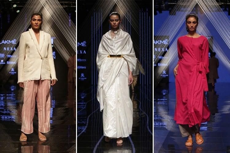 Khadi Lakme India Fashion Week Winter 2019