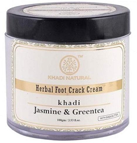 Khadi Natural Jasmine Green Tea Foot Crack Cream
