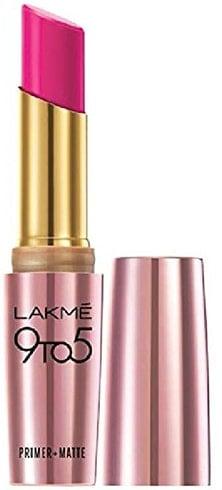 Lakmé 9 to5 Primer Matte Lip Color