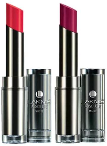 Lakmé Absolute Sculpt Hi-Definition Matte Lipstick