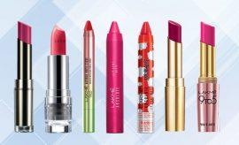 Lakmé Lipstick Shades In India