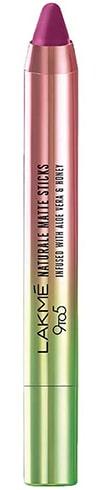 Lakmé Natural Matte Sticks Lipstick