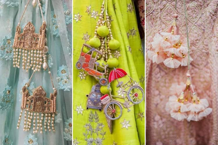 Latest Latkan Designs For Lehenga To Enhance The Look