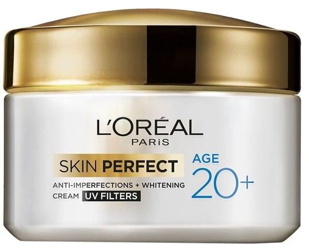 LOreal Paris Skin Perfect Anti-Imperfections Whitening Cream