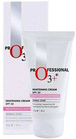 O3 Professional Whitening Cream