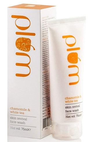 Plum Chamomile White Tea Skin Revival Face Wash
