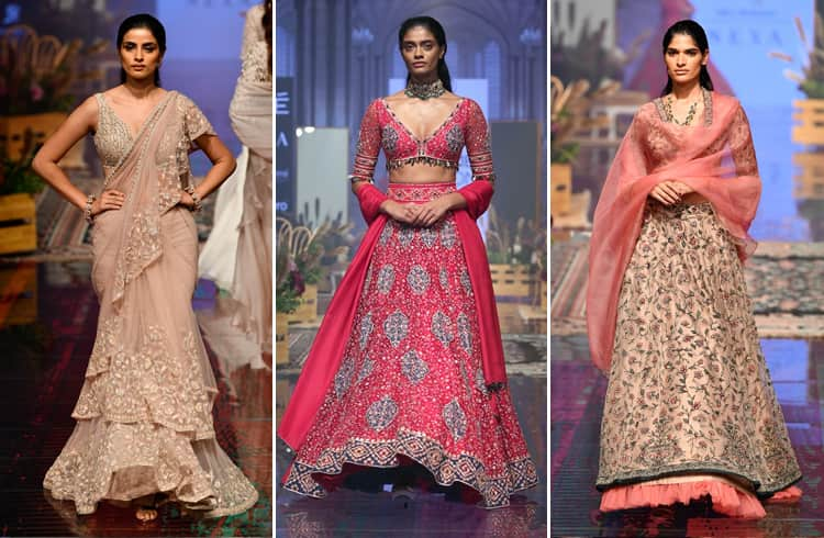 Ridhi Mehra Collection at LFWWF 2019