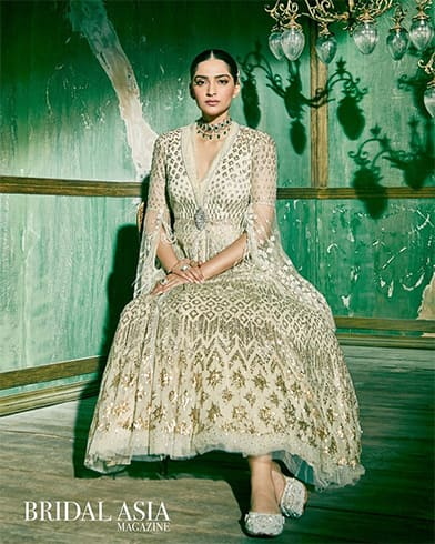 Sonam Kapoor Bridal Asia August Shoot