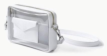 Transparent Sling Bags