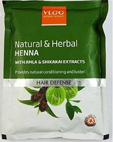 Henna a base de hierbas naturales VLCC