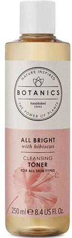 Botanics All Bright with Hibiscus Cleansing Toner