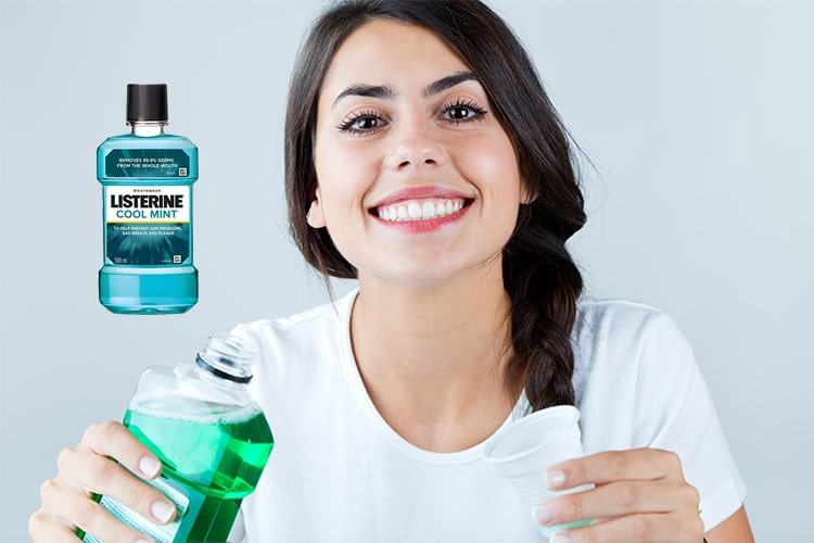 Uses of Listerine