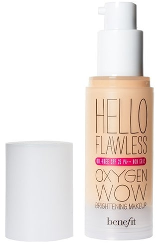 Benefit Cosmetics Hello Flawless Oxygen Wow Liquid Foundation