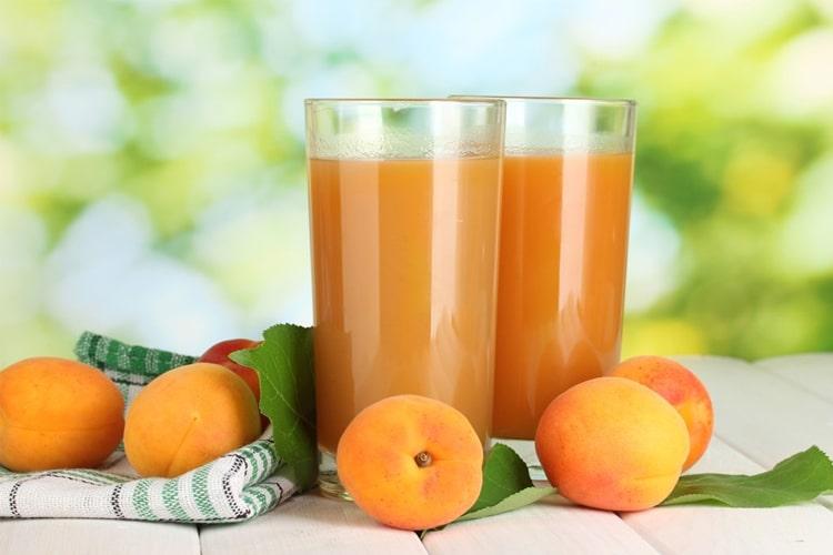 Benefits Of Apricot Juice