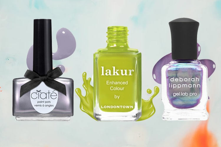 Best Drugstore Nail Polishes