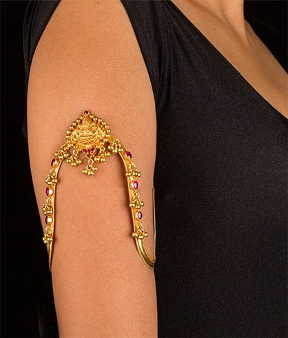 Bridal Armlet Or Vanki