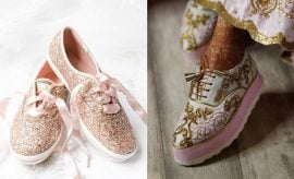 Bridal Sneakers For Women