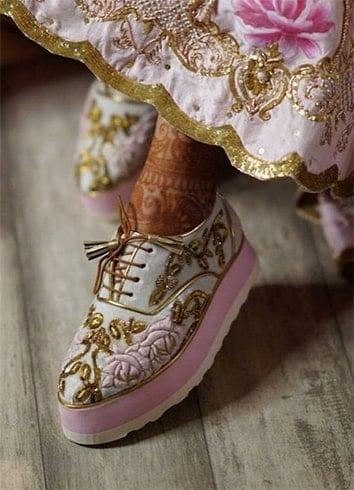 Bridal Sneakers India