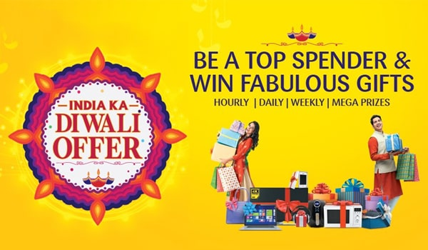 Cashback With Sbi Card This Diwali