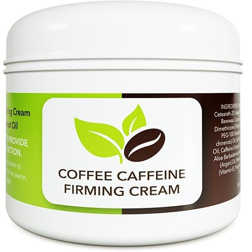 Honeydew Coconut Cellulite Cream with Caffeine