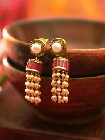 Jhumkas Fashion
