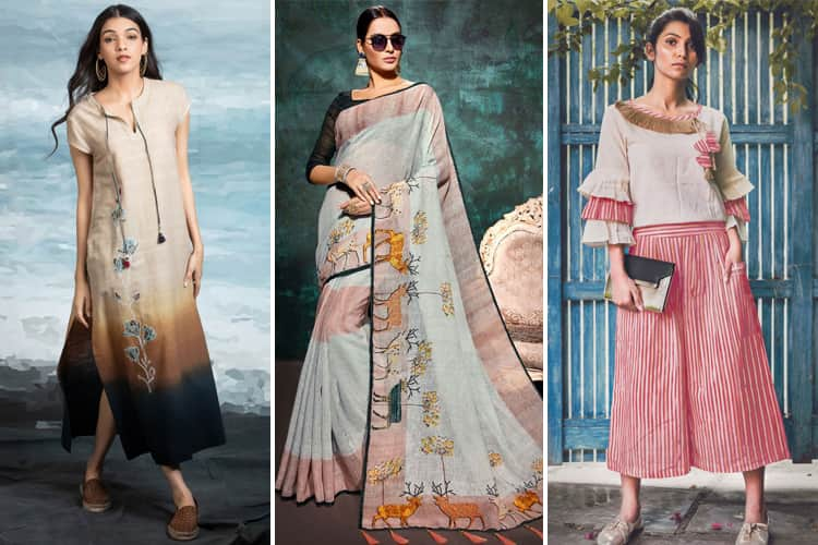 Khadi Fashion And Outfit Ideas