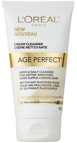 LOréal Paris Age Perfect Nourishing Cream Cleanser