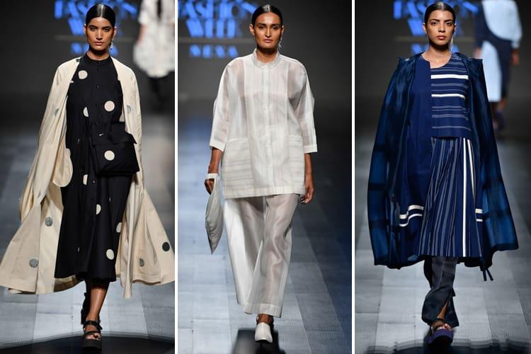 Lovebirds Lotus Makeup India Fashion Week Spring Summer 2020