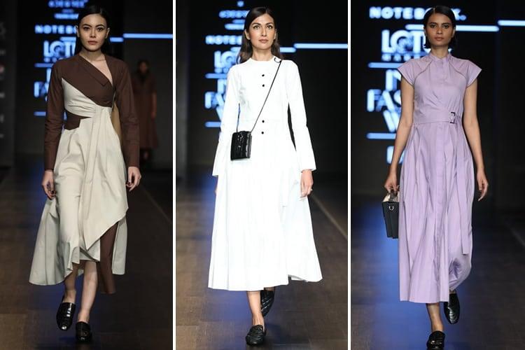 Notebook Lotus Makeup India Fashion Week Spring Summer 2020
