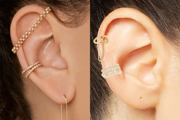 Statement Ear Cuff Designs