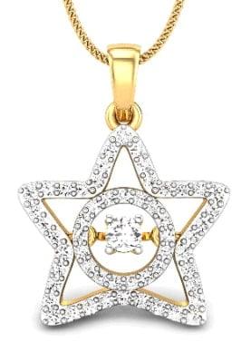 Urice Glo Diamond Pendant