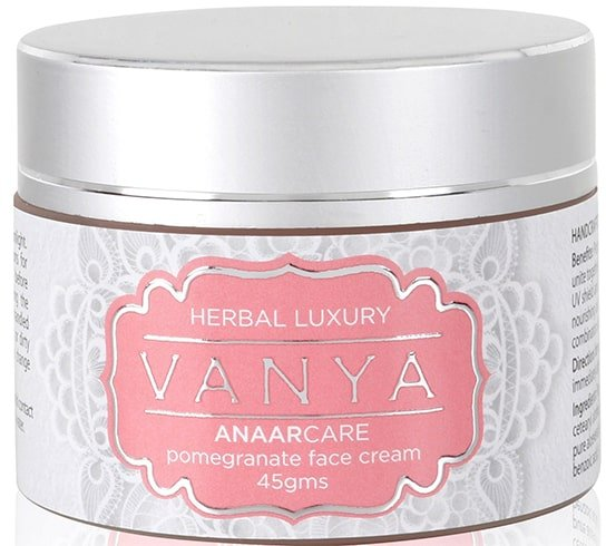 ANAARCARE Pomegranate Face Cream