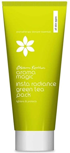 Aroma Magic Insta Radiance Green Tea Pack