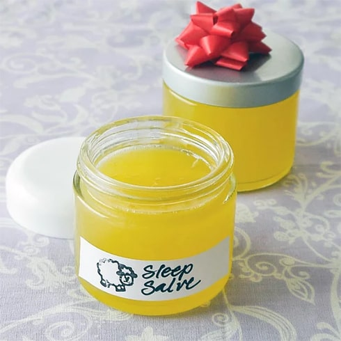 Beeswax Sleep Salve