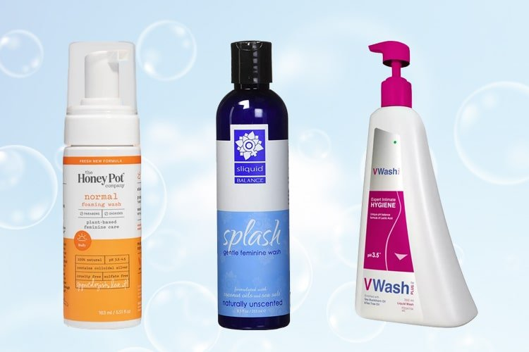 Best Intimate Wash Products