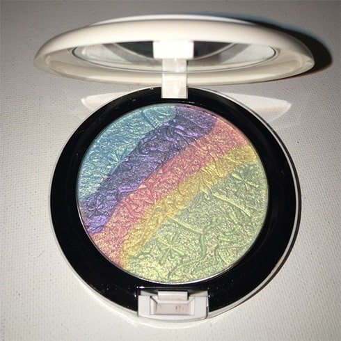 Broken Arrow Beauty Unicorn Kisses Rainbow Highlighter
