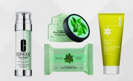 Green Tea Beauty Products In India