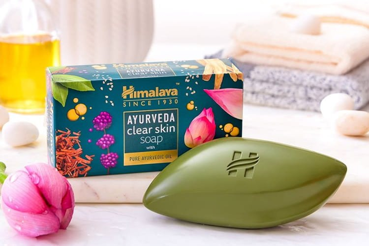 Himalaya Ayurveda Clear Skin Soap Review