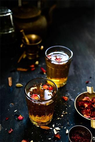 Kahwa Tea