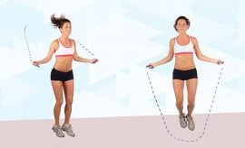 Rope Jumping Benefits