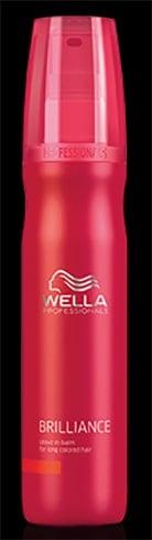 Wella Brilliance Leave-In Balm